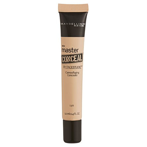 Maybelline New York Facestudio Master Conceal Makeup, Light, 0.4 fl. oz.