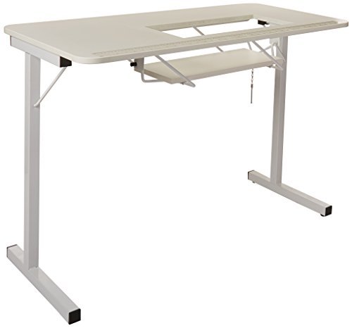 s 601 Gidget I , Sewing Table, White ()