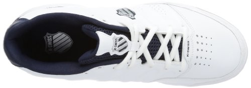 02948 WHT Weiß ULTRASCENDOR tennis Chaussures NVY II Blanc de M 167 M Silver homme SLV White 167 Navy K Swiss CRPT 14I58q