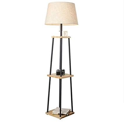 lámpara de pie Lámpara De Pie, Lámpara De Pie Vertical De ...