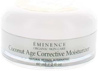 Eminence Organics Coconut Age Corrective Moisturizer, 2 Ounce