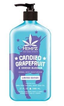 Hempz CANDIED GRAPEFRUIT & ORANGE BLOSSOM Body Moisturizer L