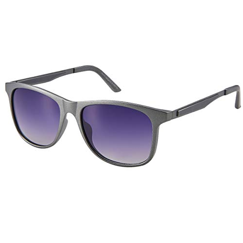 DUCO Men's or Women's Polarized Sunglasses with Gradient Lens for Cycling Running Driving ()