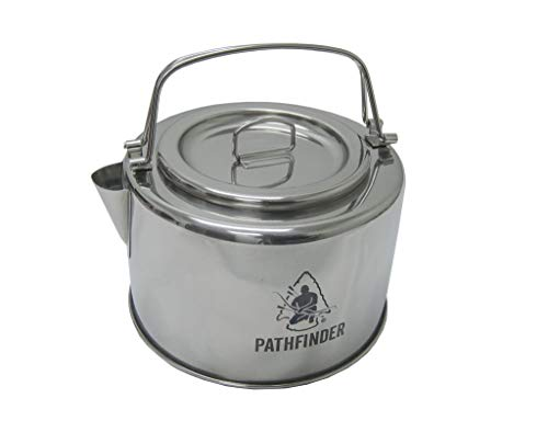 Pathfinder Stainless Steel Kettle with Filter - ()
