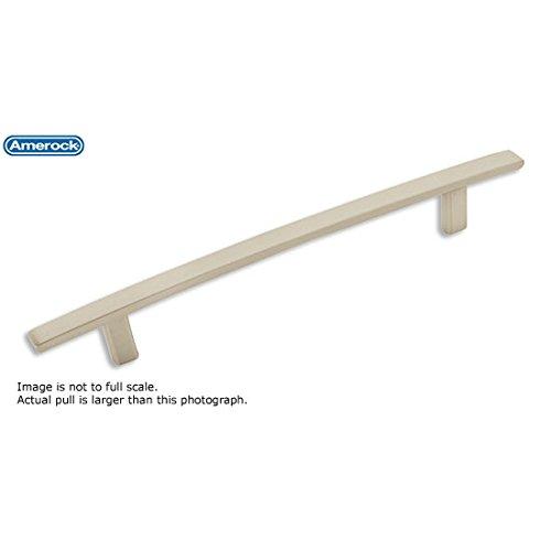 - Amerock Essential'Z 6-5/16 in. (160mm) Drawer Pull Satin Nickel - BP26204G10