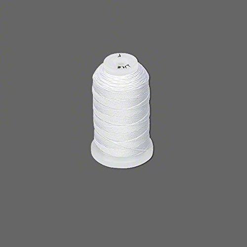 (Purely Silk Thread White Size FFF 92 Yards (84.1m))