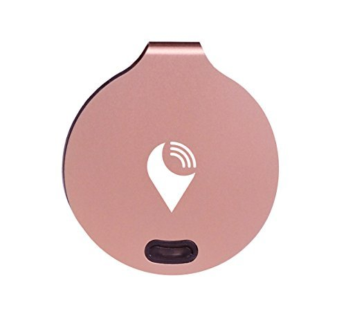 Lost Item Tracker Rose Color product image