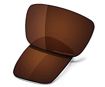 afba191cb1 Amazon.com  Saucer Premium Replacement Lenses for Oakley Fuel Cell ...