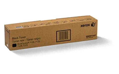 Xerox WorkCentre 7120/7125, 7220/7225, 7220i/7225i Black Toner Cartridge (22,000 Pages) - 006R01457