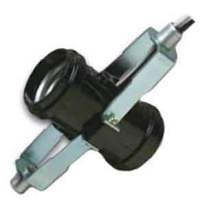 (Westinghouse Lighting 22259 2-Lamp Socket )