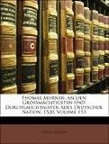 Thomas Murner: An Den Grossmächtigsten Und Durchlauchtigsten Adel Deutscher Nation. 1520, Volume 153, Thomas Murner and Ernst Karl Johann Heinrich Voss, 1141265583