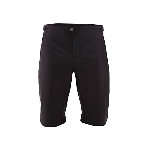 POC - Essential XC Shorts, Mountain Biking Apparel, Uranium Black, ()