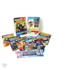 I Can Read! Justice League. Beginning Reading Six-Book Set BUNDLE. Special Bonus Inside: Tips To Help Your Child Love Reading! Disney Frozen Pencils 4 Pack No 2 Plus 2 Pencil Grip by Pen-Gear!