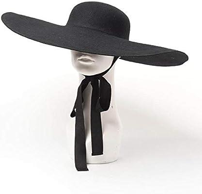 Sombreros de Vestir para Hombre para Mujer Sombrero Fedora Unisex ...