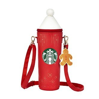 starbucks logo santa tumbler case christmas gift new 2014 korea holiday limited edition collection