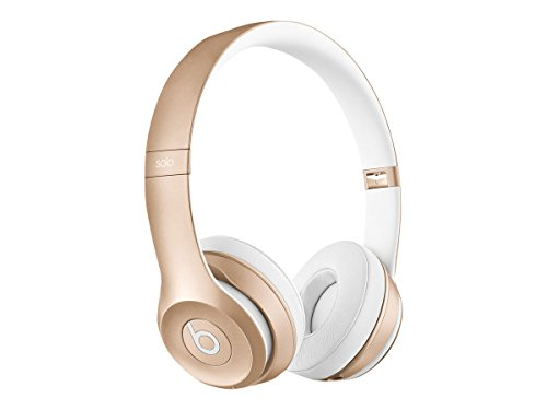Beats Solo2 Wireless On-Ear Headphone - Gold
