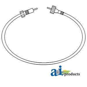 PART NO. A-AL23838. Cable, Tachometer