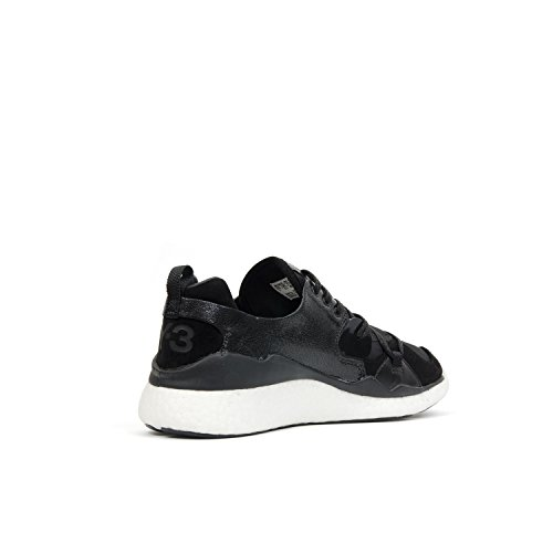 adidas Women's Y-3 Femme Boost Lace Black/White S83285 jcSsQja