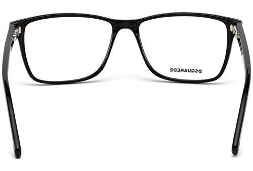 DSquared2 DQ5201 C55 schwarz glanz
