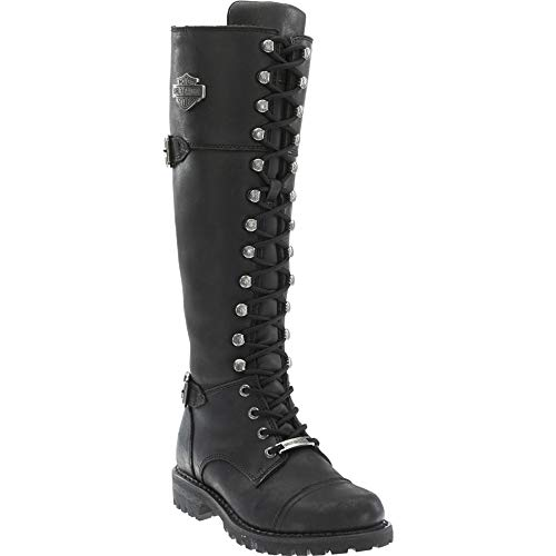V2 Boots Cruz Fresh Davidson Harley Womens Long Foam Beechwood Leather OnZqp
