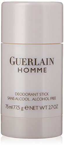 Guerlain Homme Alcohol-Free Deodorant Stick for Men, 2.6 - Alcohol Deodorant Homme Stick