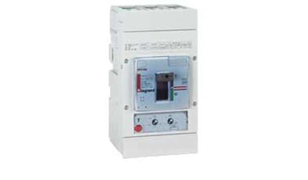 Legrand int.cj.mold.dpx-dpx3 - Interruptor automático dpx 630 3 polos 36ka 400a lexic: Amazon.es: Bricolaje y herramientas