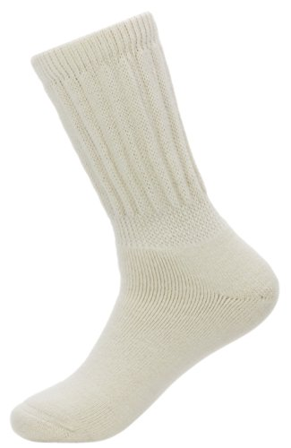 CARING WARM THERAPEUTIC Alpaca Socks FOR POOR CIRCULATION – NON-IRRITATING SMOOTH SEAM