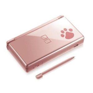(DS Lite- NintenDogs Pink SE System)