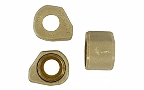 Dr  Pulley 18x14 Sliding Roller Weights 9 Gram