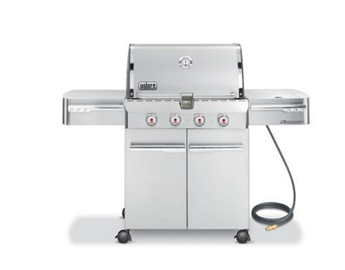 Weber 1810001 Summit Natural Stainless