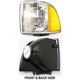 Pickup Old Body (DODGE FULL SIZE PICKUP 94-02 CORNER LAMP LEFT SIDE, Lens and Old Body Style)