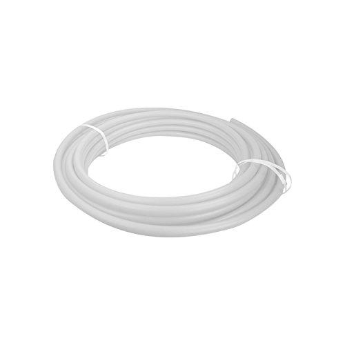 Tubing Pex White (Pexflow PFW-W1100 PEX Potable Water Tubing Non-Barrier Pipe, 1 Inch x 100 Feet, White)