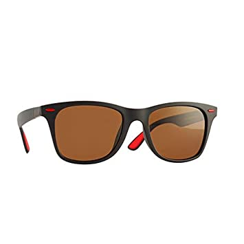 Amazon.com: Skuleer - Classic Polarized Sunglasses Men Women ...