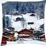 Winter - Throw Pillow Cover Case (18