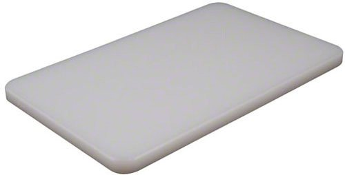 American Metalcraft BB6105 Rectangular Pressed Plastic Cutting Board, Non-Slip, 10