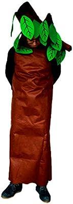 KRUIHAN Unisexo Adulto Halloween Árbol Disfraces - Niños Partido Fancy Dress Juego de rol Trajes (115-130cm): Amazon.es: Productos para mascotas