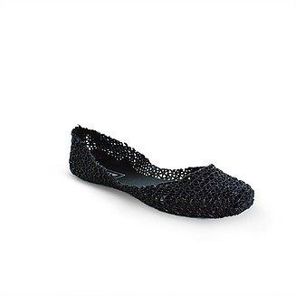 jelly ballerina shoes - 1