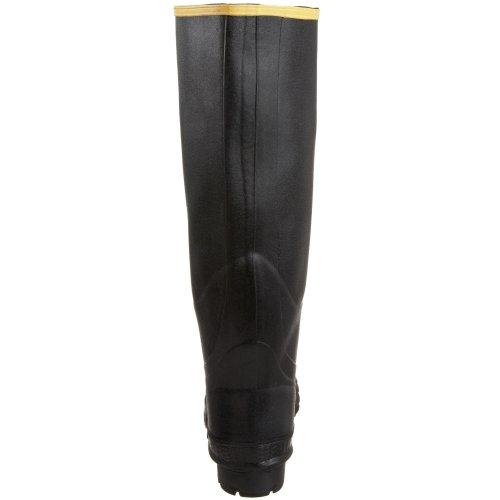 Knee Boot Black Premium Men's Lacrosse 16