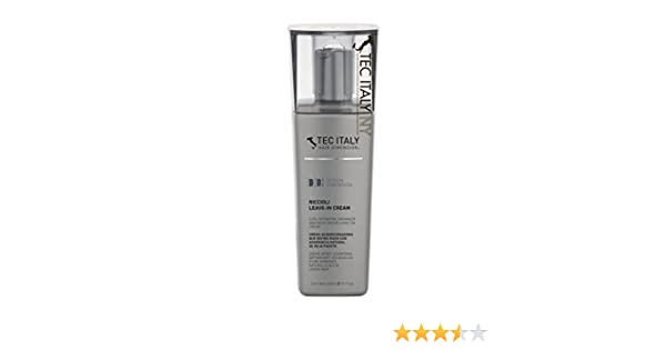 Amazon.com : Tec Italy Riccioli Leave In Cream Curl Definition Enhancer & Moisturizer - 300ml : Hair And Scalp Treatments : Beauty