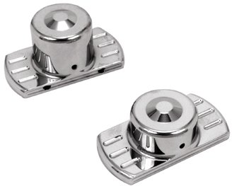 V-Factor REAR AXLE NUT COVER KIT FOR ALL DYNA MODELS