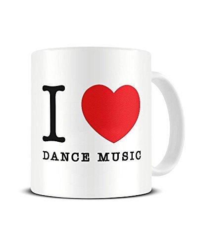 Amazoncom I Love Dance Music Heart Music Funny Quotes Coffee
