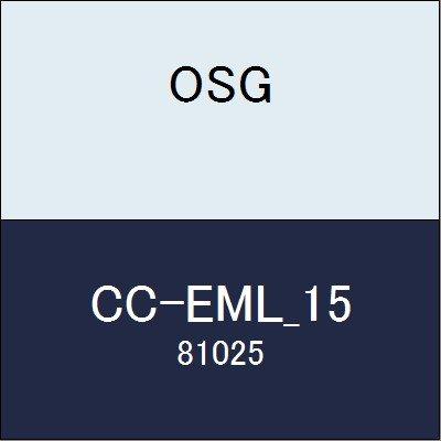 OSG エンドミル CC-EML_15 商品番号 81025