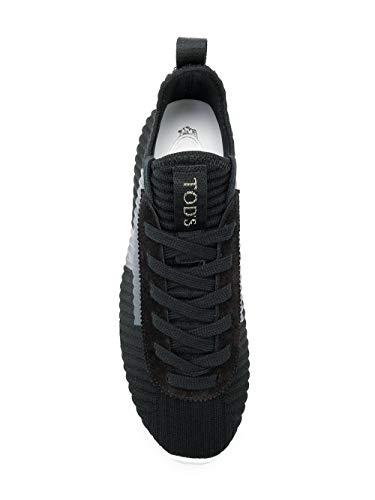 Tod's Poliammide Xxw14b0ac71j9eb999 Sneakers Donna Nero rAwr7f