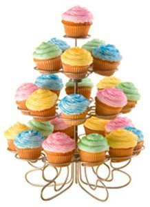 Wilton Cupcake Stand - 4 levels - Mini