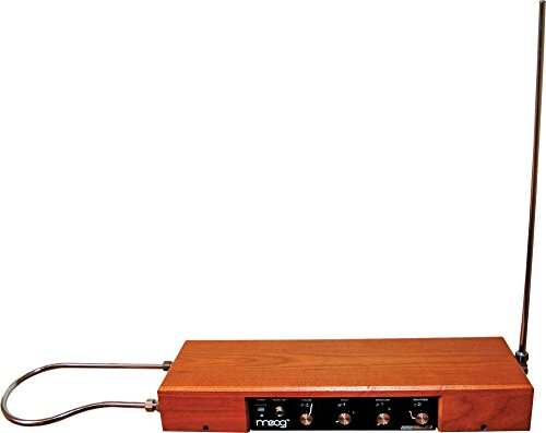 Moog EWSTD019 Etherwave Theremin Standard - Ash Cabinet