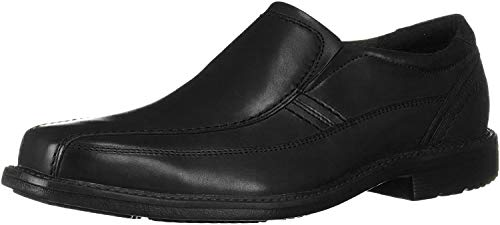 Rockport Men's Style Leader 2 Bike Slip-On Loafer,Black,14 M US (Turn Around Right Now Every Now And Then)