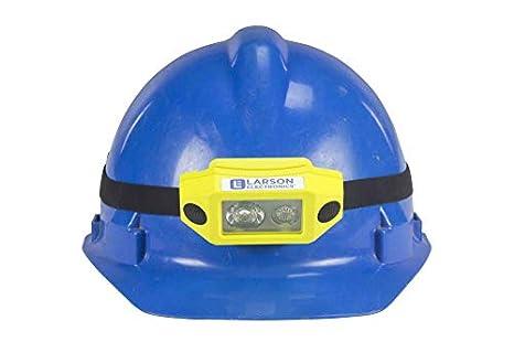 Intrinsically Safe LED Headlamp - Five Modes Low Profile - C1D1
