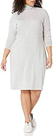 Amazon Brand - Daily Ritual Women's Plus Size Long-Sleeve Turtleneck D