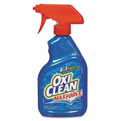 Arm and Hammer OxiClean Max-Force Stain Remover, 12oz Bottle, 12/Carton