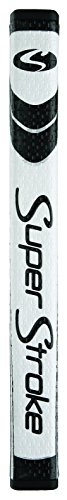 Super Stroke Pistol GTR 1.0 Putter Grip, Oversized, Lightweight Golf Grip, Non-Slip, 10.50